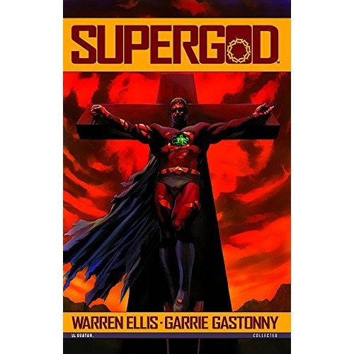 Supergod Volume 1 (Supergod Tp)