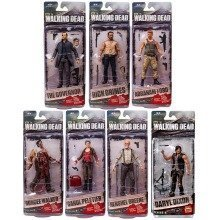 The Walking Dead Series 6 Full Set of 7 Figures Includes Daryl Dixon!