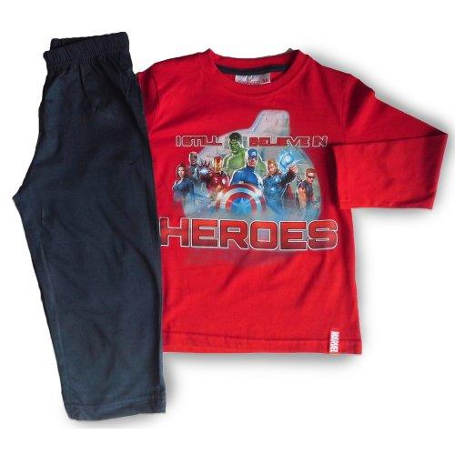 Avengers Pyjamas - Red