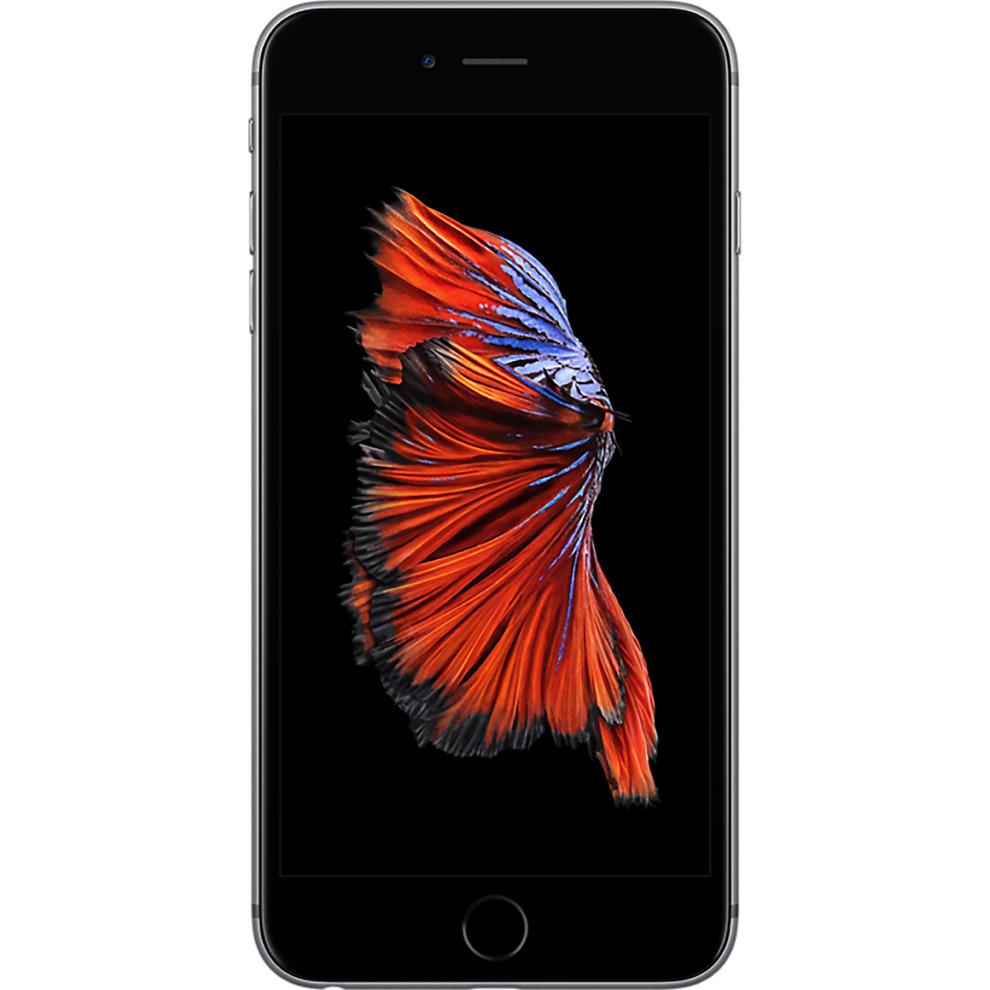 Three, 64GB Apple iPhone 6s Plus - Space Grey