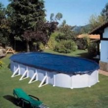 GRE Swimming Pool Cover Winter Cover 610 x 375 cm