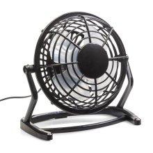 Desktop Fan -  desktop sized fan powered usb office home gadget gift novelty adults