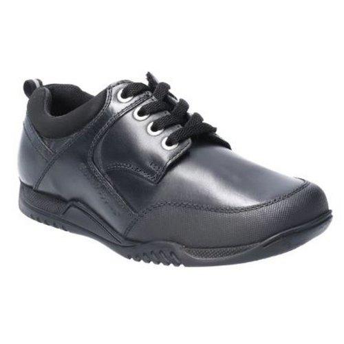 Hush Puppies Dexter Senior Lace Up Leather School Shoe