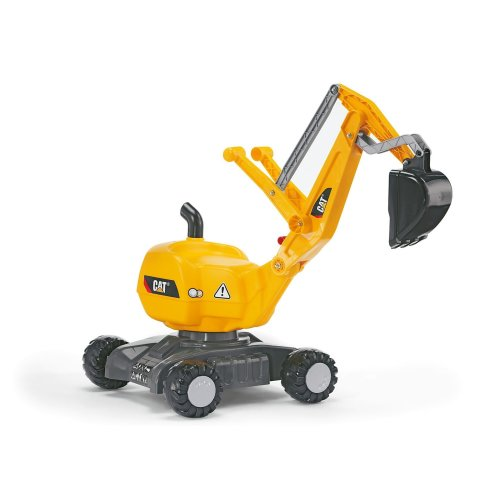 rolly toys Caterpillar Mobile 360 Degree Excavator