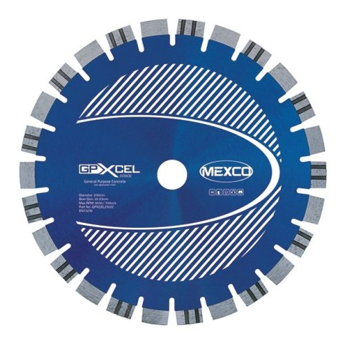 Mexco GPXCEL 230mm General Purpose Concrete Diamond Blade