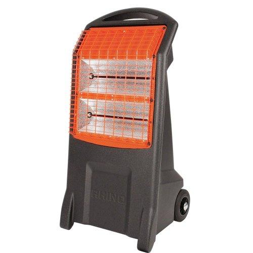 Rhino TQ3 Infra Red Mobile Heater H029300/400 - 110v