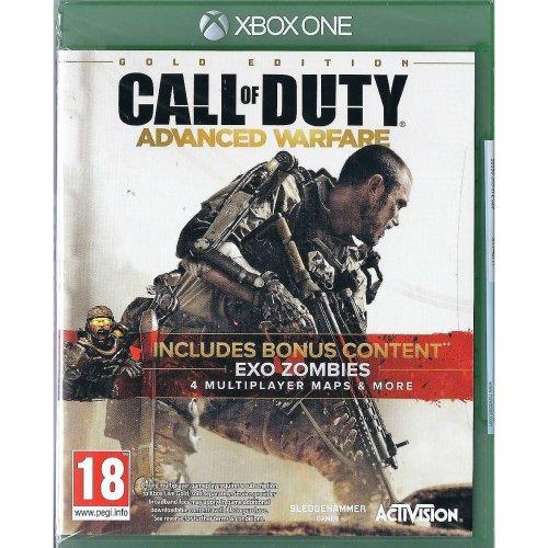 Xbox ONE Call of Duty Advanced Warfare Gold Edition