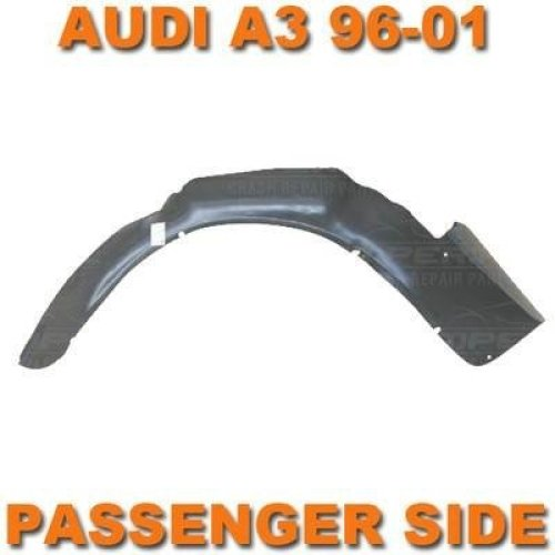 Audi A3 1996-2001 Left Passenger Front Wheel Arch Liner Inner Wing Splashguard