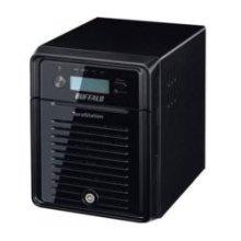 Buffalo 8TB TeraStation 3400 Business Class NAS Drive, (4 x 2TB), RAID 0, 1, 5, 6, 10, JBOD, NovaBACKUP, Hot Swap