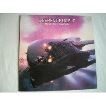 DEEP PURPLE - Deepest Purple UK LP ex-/vg