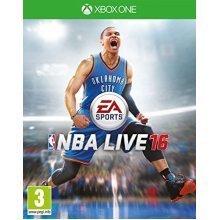 NBA Live 16 Xbox One