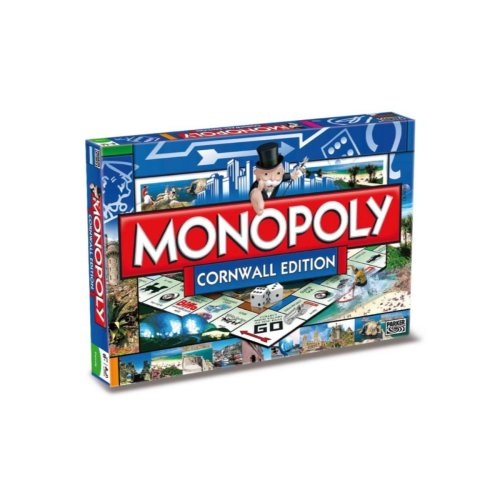 Monopoly - Cornwall