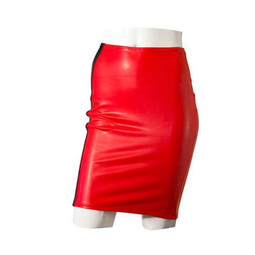 GP Datex Pencil Skirt Small Ladies Lingerie Latex Clothing - Guilty Pleasure