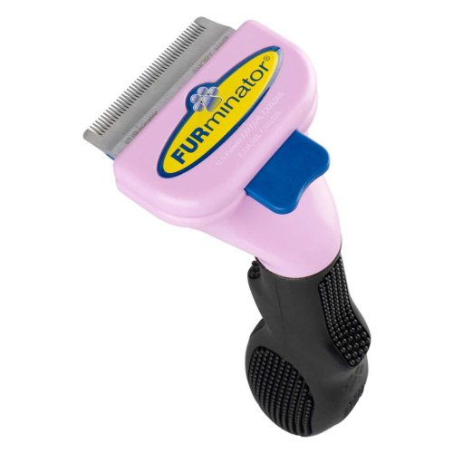 Furminator Deshedding Tool Small Cat Short Hair