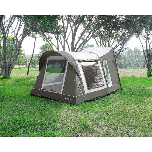 Camptech Motoair Monarch Drive Away Inflatable Campervan Awning