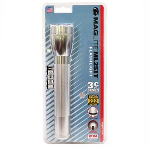 Maglite ML25IT-S3106 3C Cell Xenon Flashlight