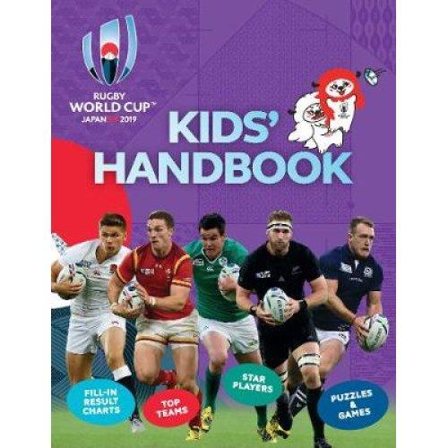 Rugby World Cup 2019 TM Kids' Handbook