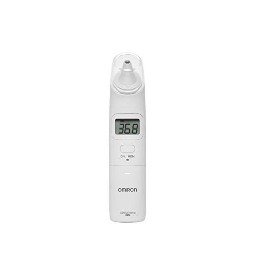 Omron Ear Thermometer-gt520 -  ear thermometer omron gentle temp 520 digital second