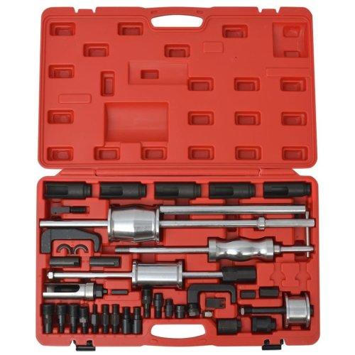 vidaXL Diesel Injector Puller Set Steel
