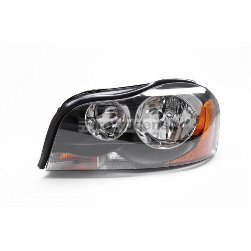 Headlight left LHD Volvo XC90 02-07