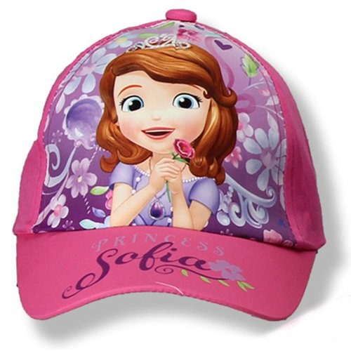 Sofia Baseball Cap - Pink