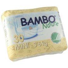 Beaming Baby Bambo Mini Nappies 30's