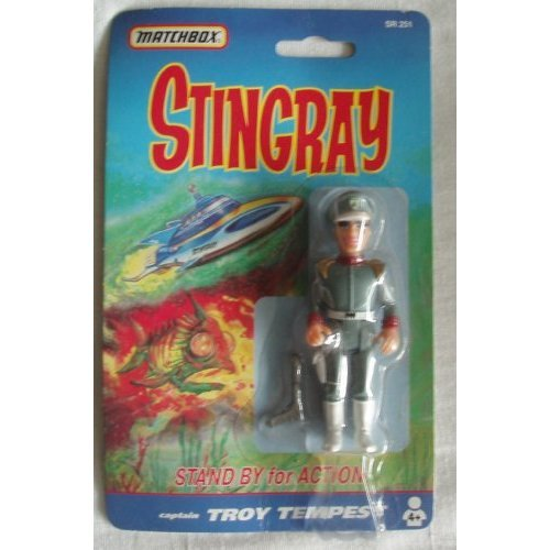 MATCHBOX STINGRAY CAPTAIN TROY TEMPEST