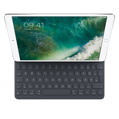 Apple Smart Smart Connector German Black mobile device keyboard