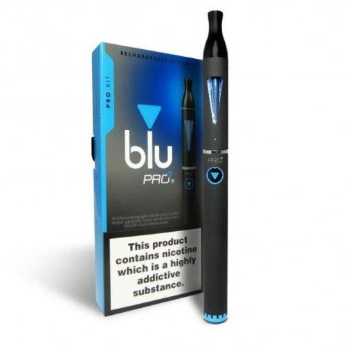 Blu Pro Kit | E Cigarette Starter Kit - E-Cig - Vape Pen Refillable