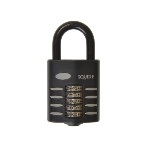 Squire CP60 60mm Push Button Combination Padlock