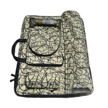 Camouflage Sketching Bag Art Supplies Holder Painting Accessory Organizer-Beige
