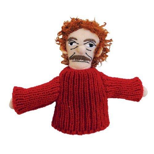 Finger Puppet - UPG - Vonnegut Soft Doll Toys Gifts Licensed New 2944