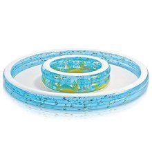 """Intex Wishing Well Swim Center Pool, 110"""" x 14"""", for Ages 2+"""