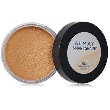Almay Smart Shade Loose Finishing Powder, Light/Medium