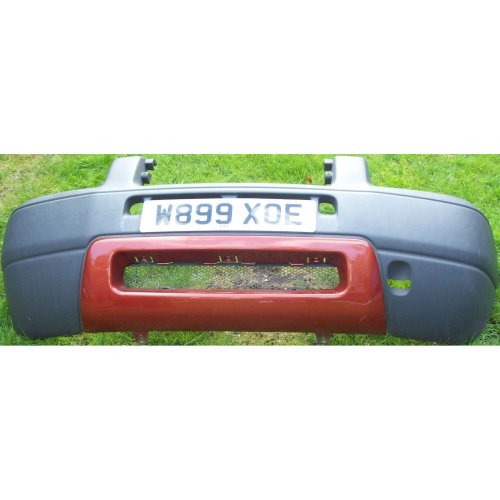 Land Rover Freelander Orange Front Bumper Year 2000