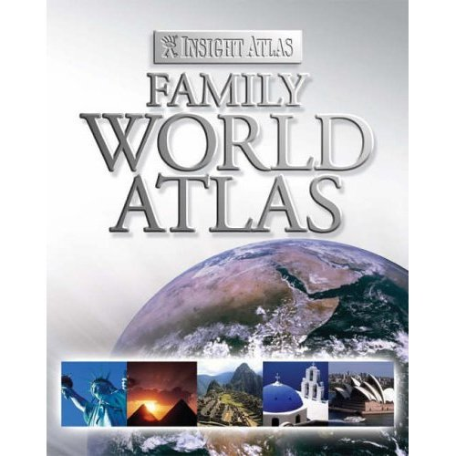 Insight Family World Atlas (Insight Atlas)