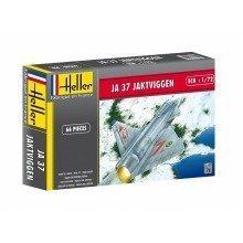 Hel80309 - Heller 1:72 - Ja 37 Jaktviggen