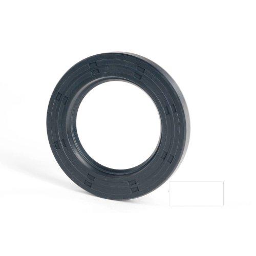 6x12x5mm Oil Seal Nitrile R21 Single Lip Springless