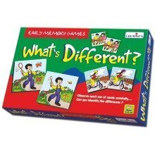 Cre0692 - Creative Pre-school - What's Different