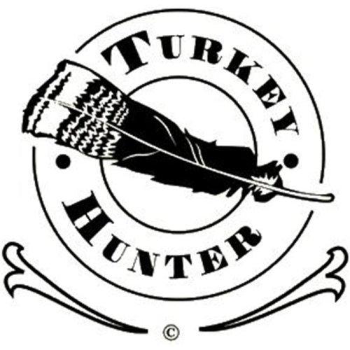Western Recreation Ind 5205 Turkey Hunter Decal 6X6