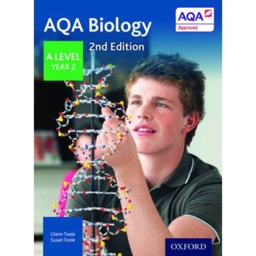Aqa Biology a Level Year 2 Student Book