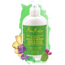 Shea Moisture African Water Mint & Ginger Hair Conditioner