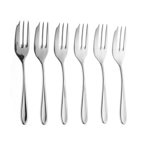 Sophie Conran Rivelin by Arthur Price Pastry Forks (Set of 6)