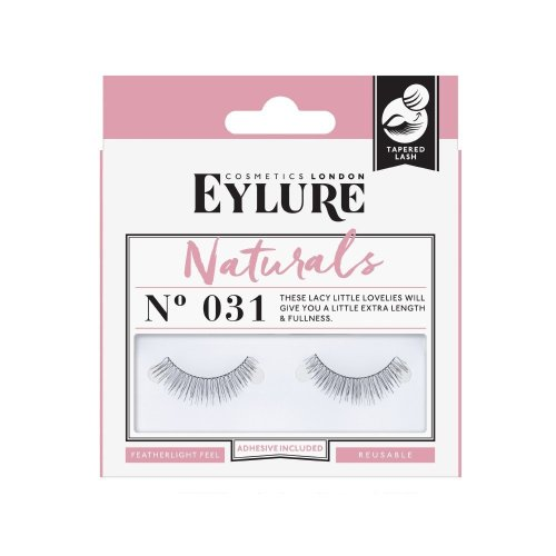 Eylure Naturals No. 031 False Lashes | Lightweight False Eyelashes