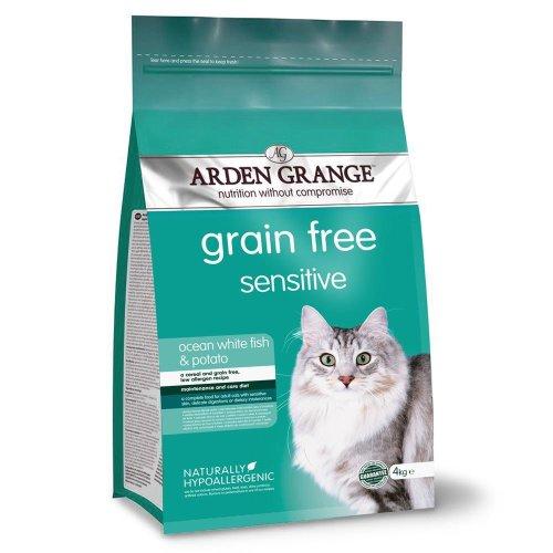 Arden Grange Cat Adult Sensitive (4kg)