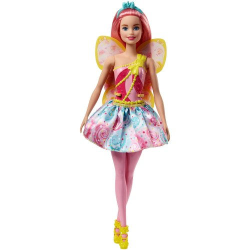 Barbie FJC88 Dreamtopia Sweetville Fairy Doll
