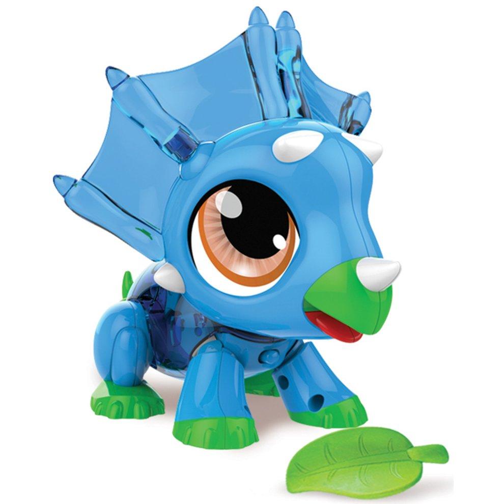 Build a Bot Sound Activated Unicorn Robot Pet Toy