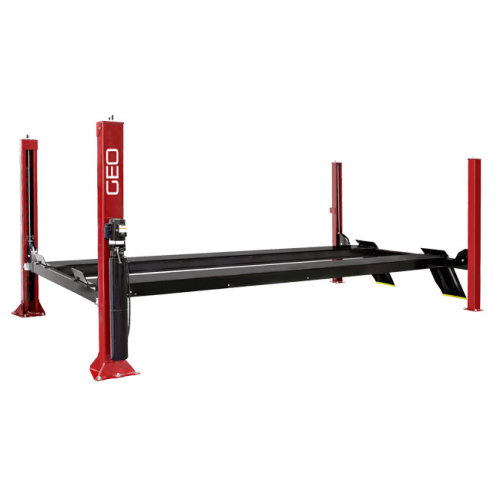 4 Tonne 4.3 Metre Standard Platform 4 Post Car lift