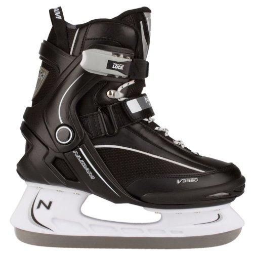 Nijdam Ice Hockey Skates Size 46 3350-ZWW-46