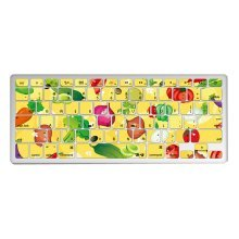 "1 Piece MacBook Pro 13"" Keyboard Sticker Decal Keyboard Skin Vegetables"
